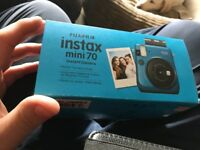 Brand new boxed digital camera with instant print photos bargain £90