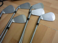 Adams CMB golf Irons. Nippon shafts.