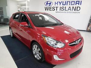 2013 Hyundai Accent GLS MAGS/TOIT OUVRANT 51$/semaine