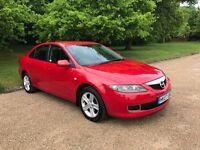 Mazda 6 2.0 diesel TS 150 BHP engine with 6 Speed Gearbox (Rare Lorenzo RED)
