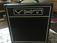 VHT Special 6 all tube guitar amplifier.