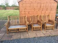 Cane seats good condition for sale no silly offers