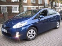 TOYOTA PRIUS 2012 UK CAR NOT IMPORT ** LESS THAN 5 YEARS OLD ** PCO UBER ACCEPTED * 5 DOOR HATCHBACK