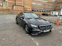 Mercedes E Class Coupe Premium