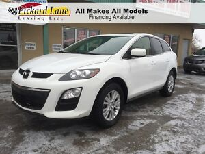 2012 Mazda CX-7 GX LEATHER!! BLUETOOTH!! ALLOYS!! FOGLIGHTS!!...