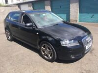 Bargain 2005 Audi A3 sport back may 2019 mot