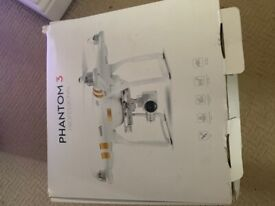 DJI Phantom 3 Professional Drone - Used