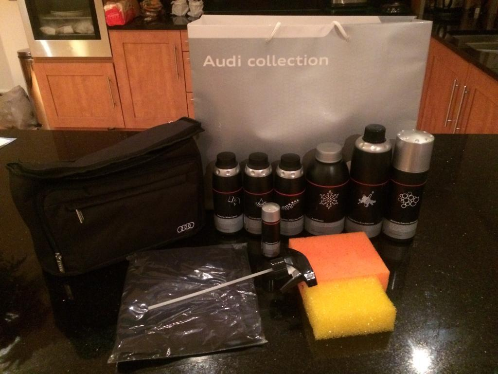 Audi Car Care Cleaning Kit Cars Inspiration Gallery - Audi car cleaning kit