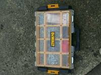 Dewalt tough system screw organiser brand new