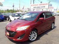 2012 Mazda MAZDA5 GT Htd Sts Alloys Bluetooth & GPS