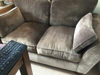 Barker and stonehouse 2 seater settee