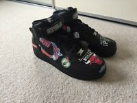 SUPREME NIKE NBA TEAMS AIR FORCE 1 MENS UK SIZE8