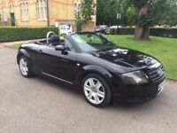 AUDI TT 2004/04 Roadster 150Bhp Convertible Low Miles