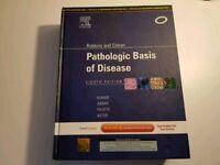 Robbins Pathologic Basis of Disease 8E (Hardback)