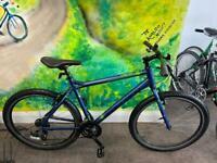 Carerra Parva hybrid bike