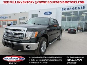 2014 Ford F-150 XLT XTR 4X4 CREW 5.5' BOX REAR VIEW CAMERA SYNC