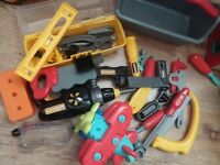 big bundle for little mechanic.all in excellent and clean condition