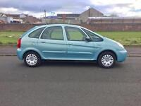 1 LADY OWNER * 05 REG CITROEN PICASSO 1.6 1 YEARS MOT * READY TO GO * IBROX
