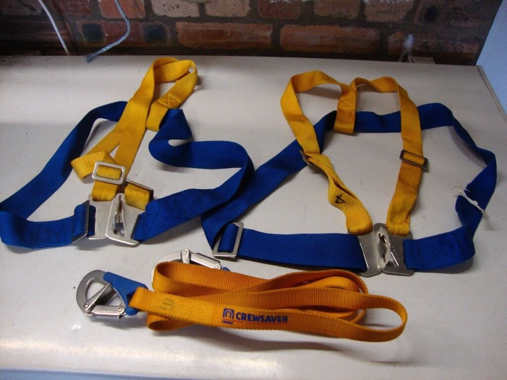 DECK HARNESS X 2 AND HARNESS LEAD.