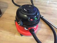 Henry twin speed vacuum cleaner
