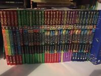 33 Beast Quest Books - Ideal Christmas Gift or Party Bag filler