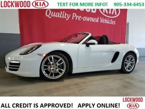 2014 Porsche Boxster REDUCED! 19 S WHEELS, PDK, SPORT CHRONO PKG