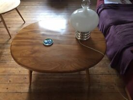 Ercol coffee table vintage
