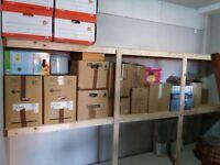 Shelves. Shelving. Storage. Made to measure.Ideal for Garage/Warehouse/Workshop