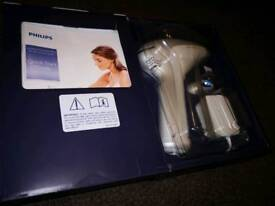Philips hair removal