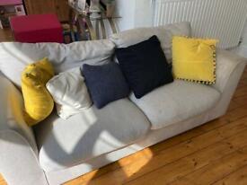 Comfy M&S sofa 2/3 seater