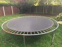 12ft well loved Trampoline