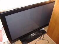 phillips 50 inch tv needs easy repair