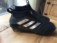 Adidas Purecontrol Laceless Football Boots