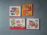 Childrens abc 123 books