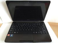 "Acer Aspire ONE 722 - 11.6"" - C-60 - 64-bit - 4 GB RAM - 320GB HDD Windows 7 HDMI"