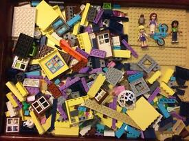 Lego Friends Set 41005 Heartlake High