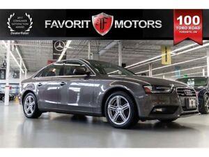 2014 Audi A4 2.0 Progressiv , Leather, Sunroof, Navigation