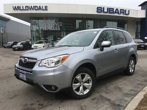 2016 Subaru Forester 2.5i Touring Package