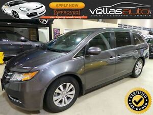 2016 Honda Odyssey EX**REAR DVD**P/DOORS**PUSH BUTTON START**