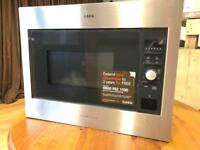 AEG Built in microwave