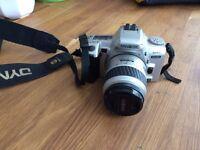Minolta Dynax 404Si C/W 35-80mm