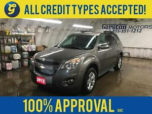 2012 Chevrolet Equinox LT*BLUETOOTH PHONE*BACK UP CAMERA*POWER A