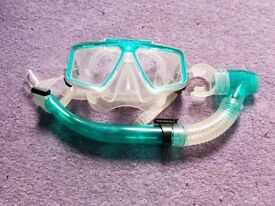 Snorkle and Mask