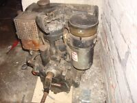 for sale diesel engine farymann made in germany 4,8hp ready to go