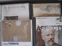 Classical CD's- Tchaikovsky