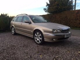 Jaguar X-Type 2.0D SE Estate Manual