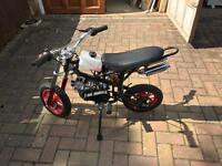 Brand new 50cc mini Moto