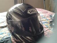 shoei motorbike helmets