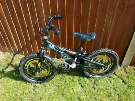 Child's Batman bike