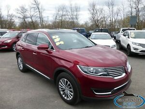 2016 Lincoln MKX Select ***LOCATION 48 MOIS À 616.15$ / MOIS***